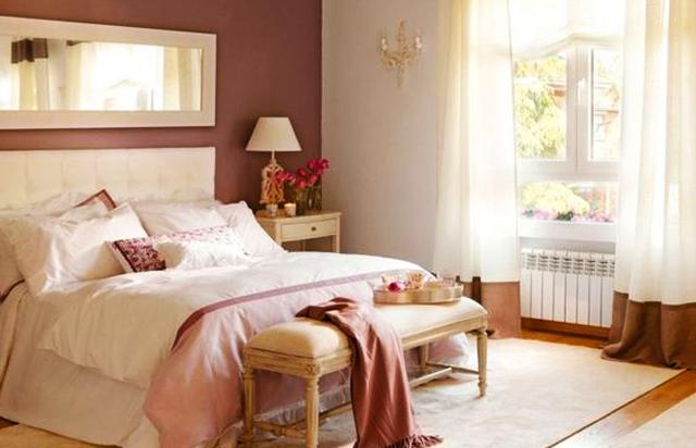 comment cr er une chambre romantique moderne. Black Bedroom Furniture Sets. Home Design Ideas